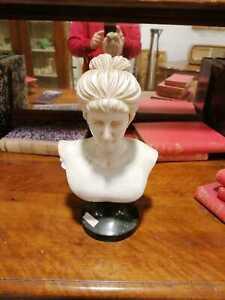 Busto Marmo di Carrara epoca prima meta 800