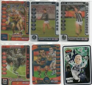 Teamcoach Special Cards Mixed Years approx 50 Cards