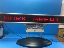 Scrolling Led Wall Or Tabletop Sign