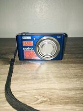 Sanyo VPC-E1600TP Digital Camera