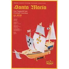 Holzbausatz Santa Maria von 1492 - 3D Puzzle