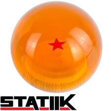 RARE DRAGONBALL Z DRAGON BALL 1 STAR AMBER SHIFT KNOB 6 SPEED UN2 RUL K28