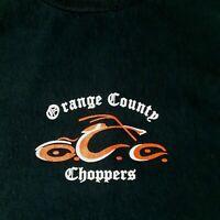 Men's Orange County Choppers T-Shirt Men's size Medium SZ-M.OCC.Graphics.