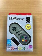 Buffalo Classic USB Gamepad for PC (ibuffalo Super Famicom SNES SFC Classic USB)