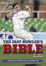 The Fast Bowler's Bible-ExLibrary