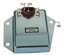 NEW HD EXTERNAL VOLTAGE REGULATOR CHRYSLER DODGE PLYMOUTH, 1970-1987 Adjustable