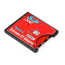 SDXC SDHC WIFI SD to Type I Compact Flash Card CF Adapter Max Support 2TB HOT