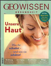 GEO WISSEN Gesundheit Nr.6!Ungelesen!Top Zustand!!