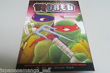 Teenage Mutant Ninja Turtles doujinshi Donnie X Raph X DR VIORED TMNT A5 162page