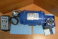 DEDOES 1/2 HP 115V PAINT MIXER TYPE RJ65 RJ88 W FRANKLIN MOTOR MODEL 1121007441