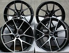 "18"" BMF GTO ALLOY WHEELS FITS FORD C S MAX FOCUS KUGA MONDEO TRANSIT CONNECT"