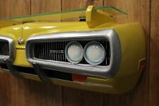 1970 Cornet Super Bee Car Wall Decor Shelf - Man Cave Furniture