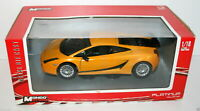 MONDO MOTORS 1/18 501014 LAMBORGHINI GALLARDO SUPERLEGGERA YELLOW