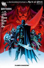 fumetto BATMAN  editoriale DC PLANETA DeAGOSTINI 2007 numero 16