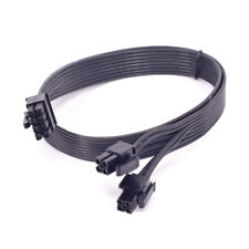 For Great Wall 550W 650W 750W PSU Modular CPU 8Pin to 4+4pin Power Supply Cable