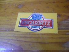 MKS Esquartz bicycle tool box sticker decal