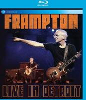 PETER FRAMPTON - LIVE IN DETROIT (BLU-RAY)   BLU-RAY NEW+