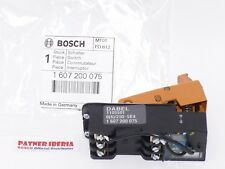 1607200075 BOSCH Switch GBM16 GBM23 DRM23 GSB90 GRW11E (locate machine bellow)