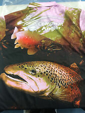 Compleat Angler Tournament Shirts Fishing Snapper Cod Trout Tuna free shipping!