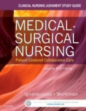 Clinical Nursing Judgment Study Guide for Medical-Surgical Nursing :...