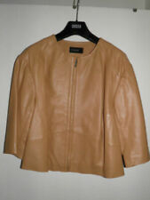 Marks and Spencer Leather Outer Shell Cropped Coats, Jackets & Waistcoats for Women
