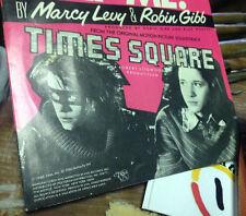 ROBIN GIBB Help Me! 45RPM Record 1980 Times Square The Movie Soundtrack vinyl