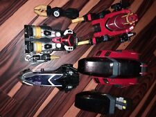 Power Rangers Transforming Vehicle Lot