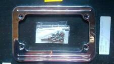 ZODIAC pro-uno Estándar BILLET LICENSE N º plateframe CROMADO bc15991 T
