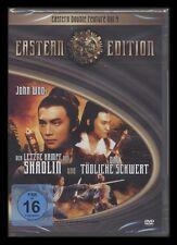 DVD EASTERN DOUBLE FEATURE VOL. 4 - LETZTE KAMPF DES SHAOLIN + TÖDLICHE SCHWERT