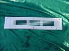 "BAYLINER  BOAT VENT LOUVER  BAJA STRIKER OTHERS TOO! 24-3/4"" x 5-3/8"" COMPLETE !"