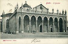 """"""" BIELLA : IL DUOMO """" Viaggiata Anno 1902"""