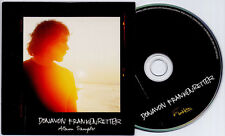 DONAVON FRANKENREITER Album Sampler UK 5-trk enhanced promo CD Jack Johnson