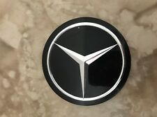 MERCEDES BENZ BLACK HORN BUTTON
