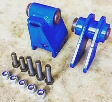 IRONMAN 4X4 FAB ZJ 5.9L ENGINE MOUNTS CLEVITE RUBBER BUSHINGS GRAND CHEROKEE