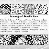 Zentangle & Doodle Show  (Aa Vv,  2017,  Youcanprint) - ER