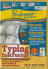Typing Instructor® Deluxe 17 Full UK Language Version on CD