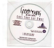 (ID843) Gabby Young & Other Animals, Ones That Got Away - 2010 DJ CD