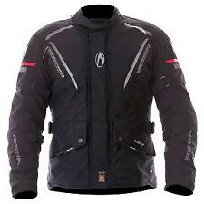 RICHA Cyclone GORE-TEX Textile Waterproof Jacket -Black