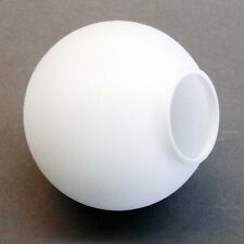 Glas Ersatzglas 1417 für Wofi Troja weiß satiniert Kugel Schirm Lampenglas Lampe