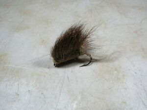Vintage/Antique Tuttle's Mouse Devil Bug Fly Fishing Lure NOS Old Forge NY
