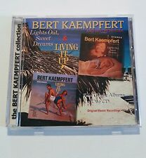 BERT KAEMPFERT - Lights Out Sweet Dreams/Living it up  - CD [TARCD-1067]
