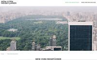 New-York-Reisefuehrer.de - Webprojekt / Webseite / Affiliate Nischenseite - TOP