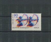 BERLIN ABART SPORT 1979 BOGENSCHIEßEN VERZÄHNT VERZÄHNUNG ERROR VARIETY d8344