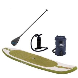 Sevylor Samoa 10ft Standup Paddleboard with Paddle, inflation Pump and Life Vest