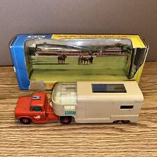 Matchbox King Size Articulated Horse Van