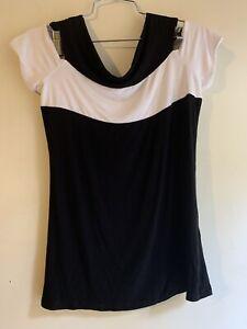 Women's Venus top blouse shirt size M