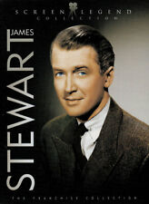 JAMES STEWART - SCREEN LEGEND COLLECTION (BOXSET) (DVD)