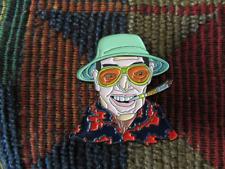 Hunter S Thompson Fear and Loathing in Las Vegas Enamel Lapel Hat Pin
