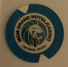 New listing Las Vegas Mgm Casino $1 Chip — Uncirculated Combining Ship 50% Off additional