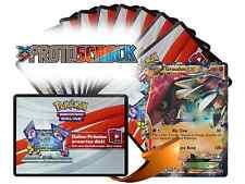 x10 Protoschock Pokemon TCGO OnLine Code Karten + 1 Bonus Groudon EX XY42 Code